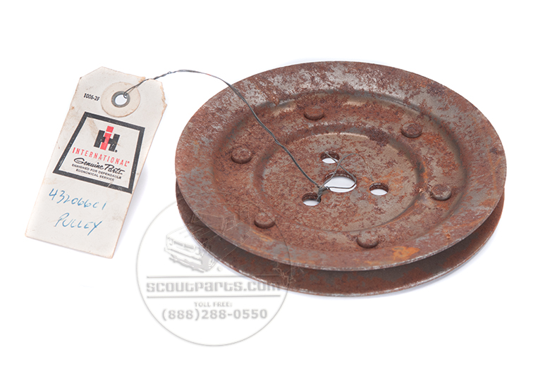 Scout II Pulley - new old stock