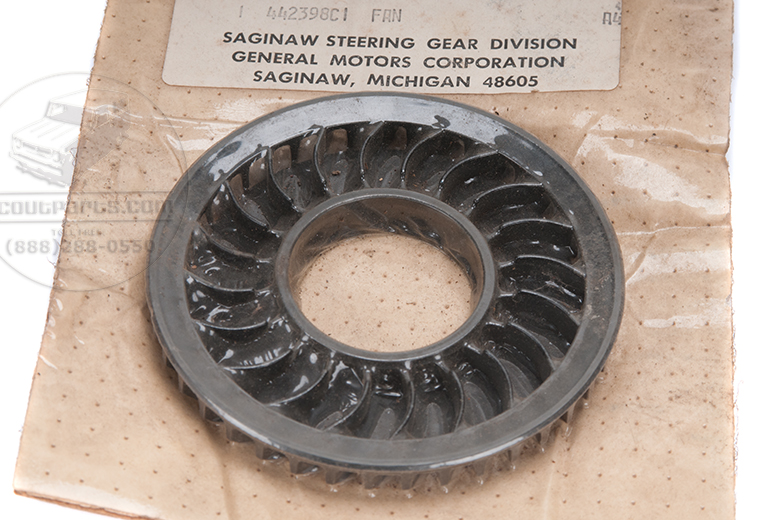 Scout II Power steering impeller - New Old Stock Saginaw