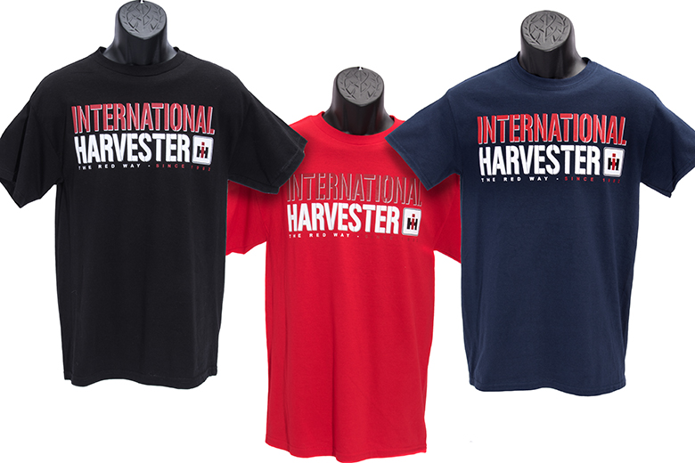 Scout II, Scout 80, Scout 800 International Harvester T-Shirt Red, Black Or Blue Colors