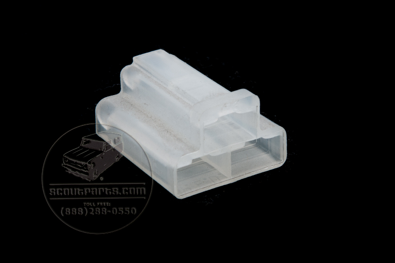 Scout II, Scout 80, Scout 800 Connector - Electrical - 3 Contact Horn Relay And Dimmer Switch
