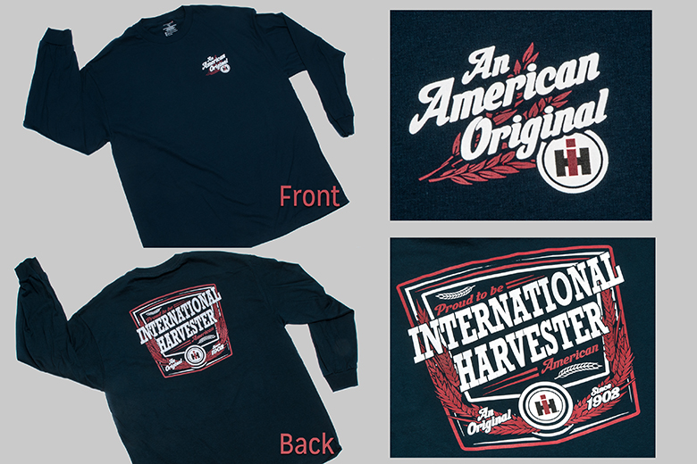 Scout II, Scout 80, Scout 800 Proud To Be American, International Harvester, Long Sleeve Shirt