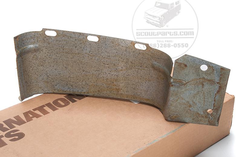 Scout II Inner Fender Head Light Strainer - New Old Stock