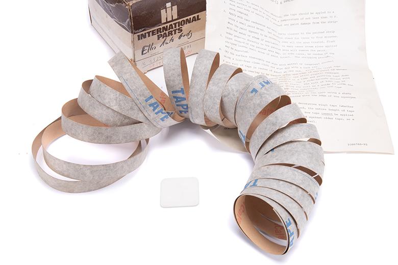 Scout II Vinyl Trim Stripe- New Old Stock