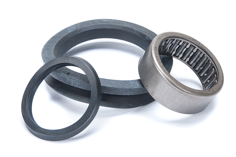 Scout II Front Spindle Bearing Kit