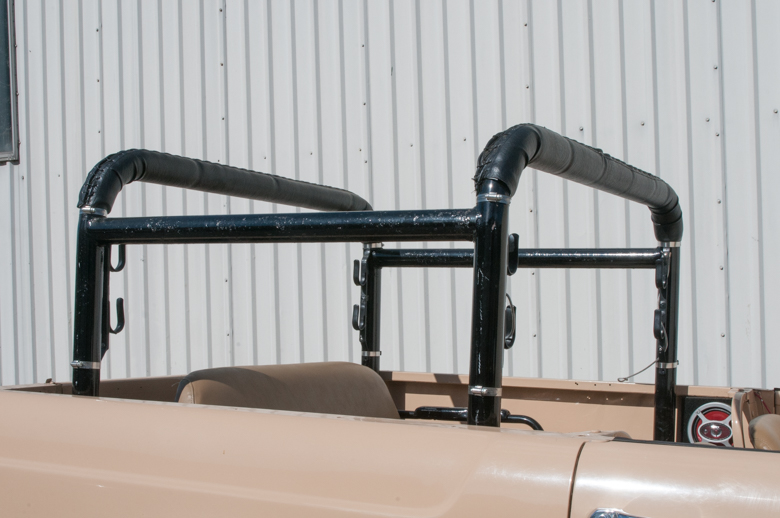 Scout 80, Scout 800 Roll Bar - Safari Style