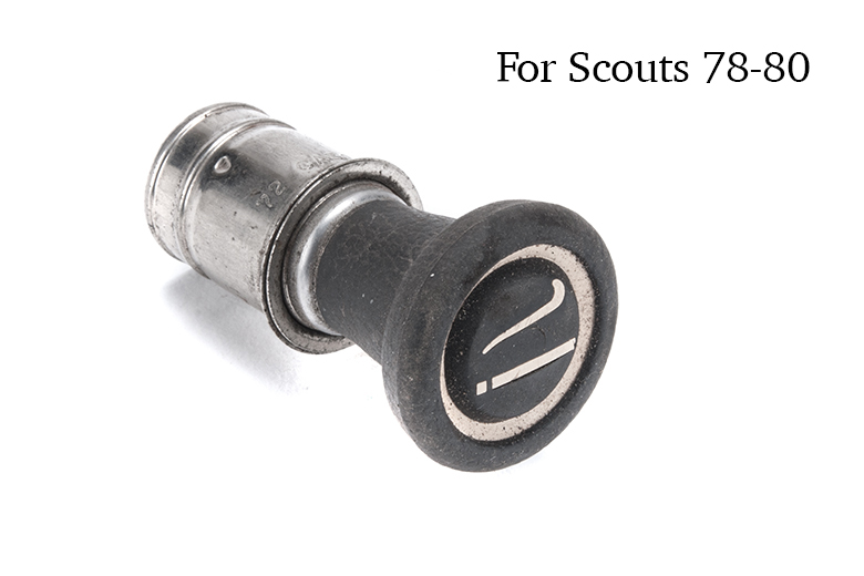 Scout II Cigarette Lighter - used