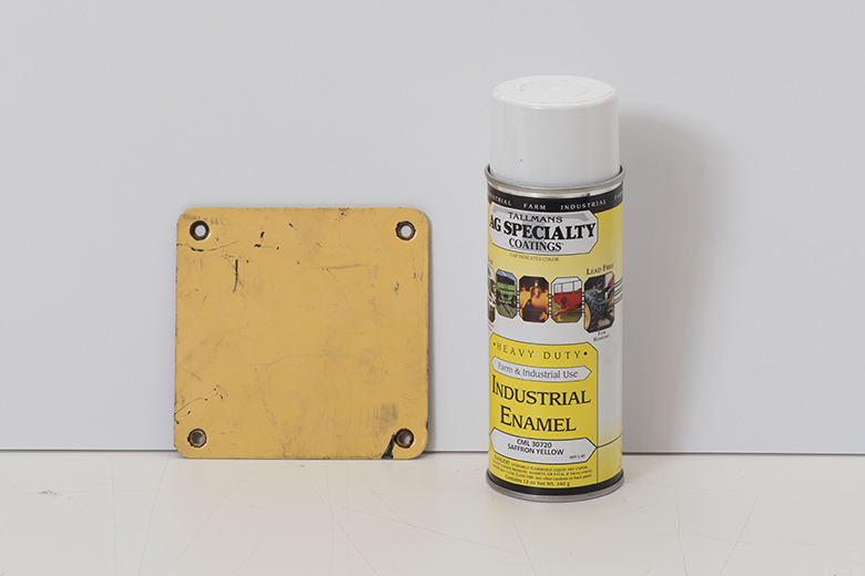Scout Ii Paint Factory Colors Spray Aerosol Custom Mix Saffron Yellow International Scout