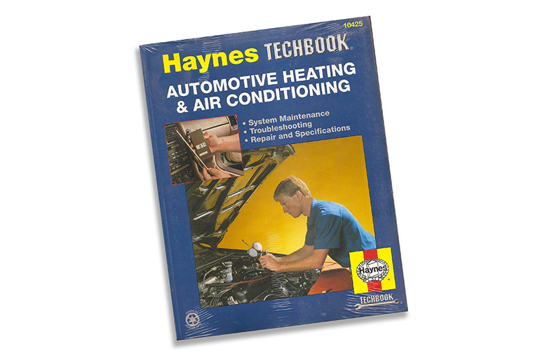 Haynes Auto Heating & Air Conditioning Techbook