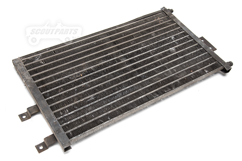 Air conditioner coil condenser - used