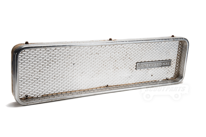 Scout 800 Grill - used