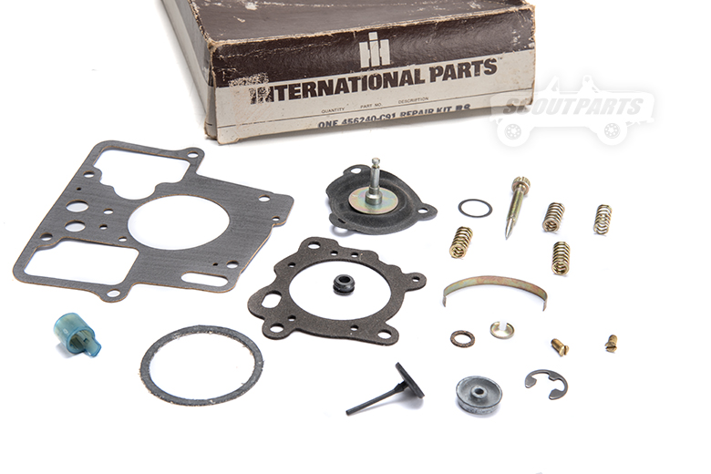 CARB REBUILD KIT-Holley 1940