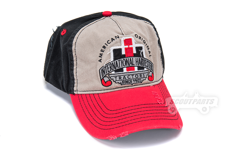 'American Original Tractors' distressed hat