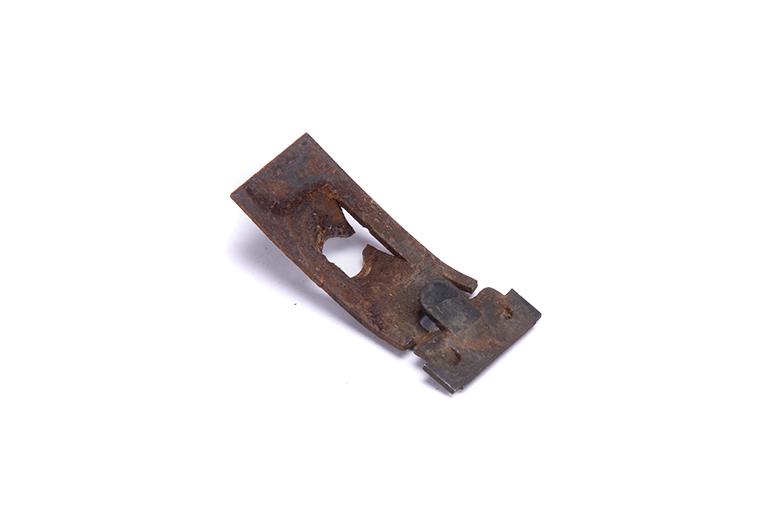 Scout II Nut Sheet Metal Inner Fender - Used