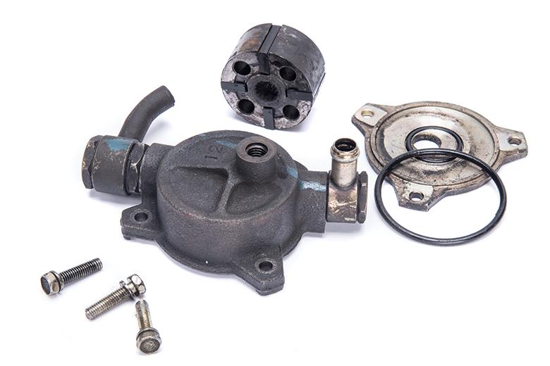Vacuum Pump - Used Diesel