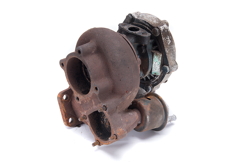 Turbocharger - Diesel - Used - Good