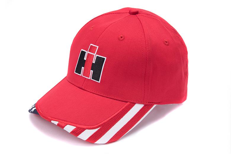 USA Flag IH logo hat