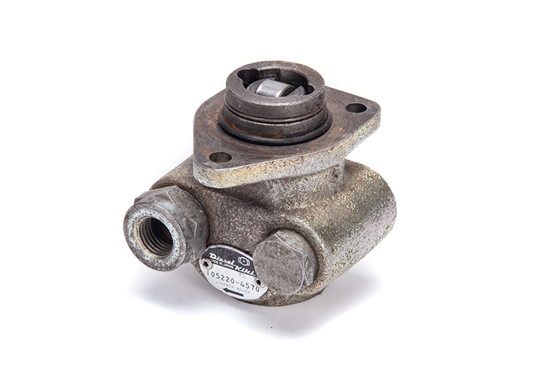 Fuel pump - used Diesel