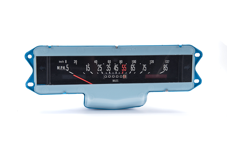 Scout II Speedo Gauge - New Old Stock  Last Of Its Kind.