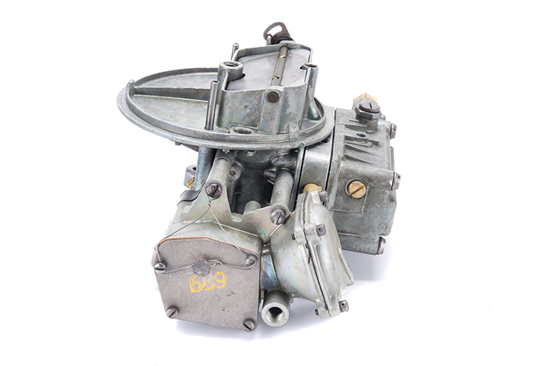 Scout 800 Carburetor With Governor Remanufactured By IH - Two Barrel Carb