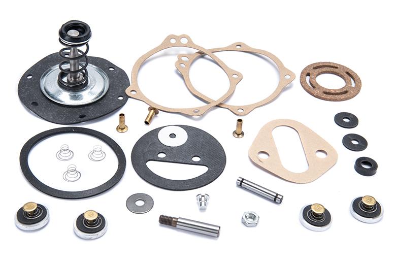 Fuel pump Rebuild kit - 232 cid 6 cylinder