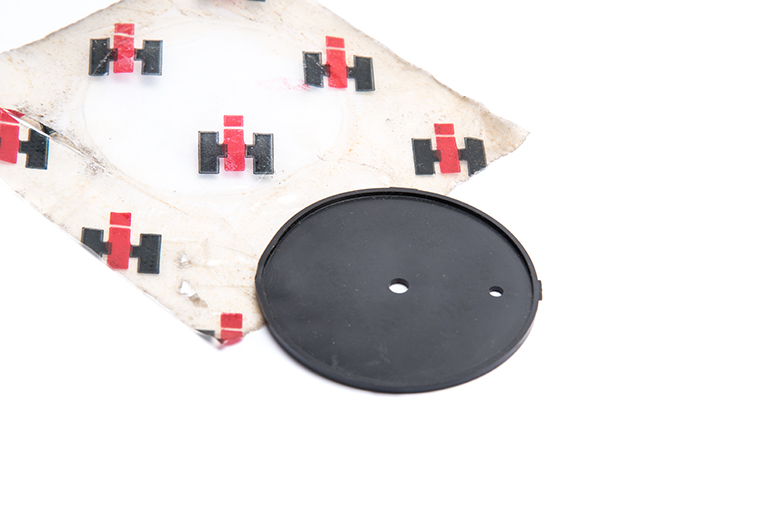 Scout 800 Pad Reflector Rear - Reproduction