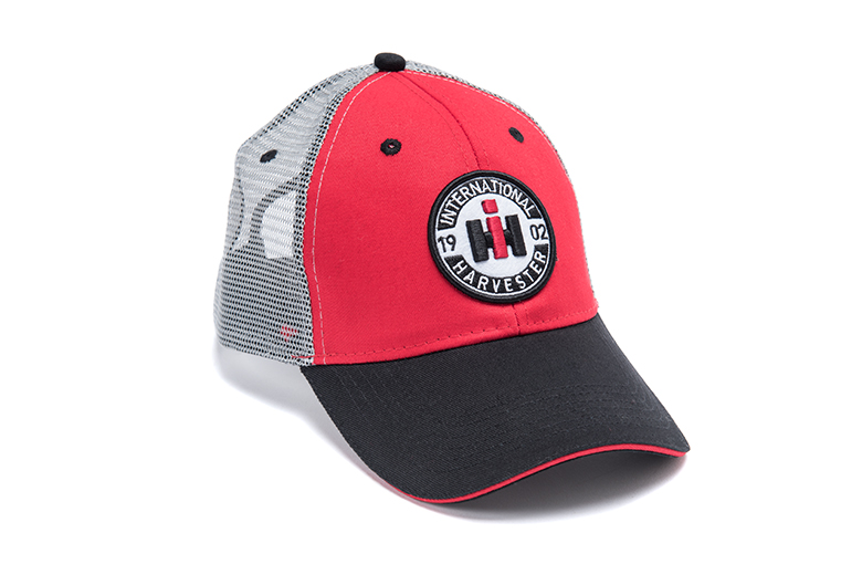 IH Two-tone Circle logo hat/cap