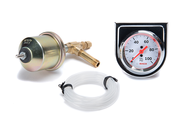 Mechanical And Original Oil Pressure Gauge Kit - New
