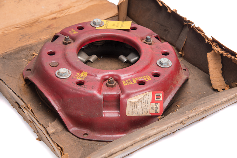 Scout 80, Scout 800 3-Speed Clutch, Factory Renewed -  New Old Stock
