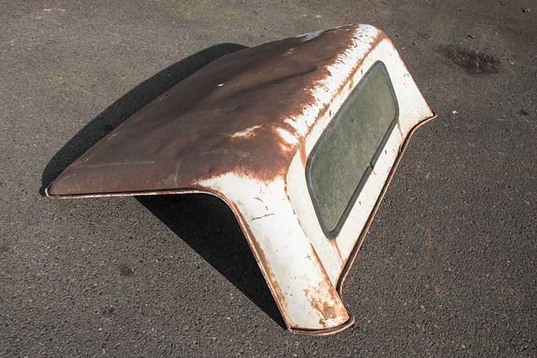 Scout 80, Scout 800 Cab Top 1961-1971 Used