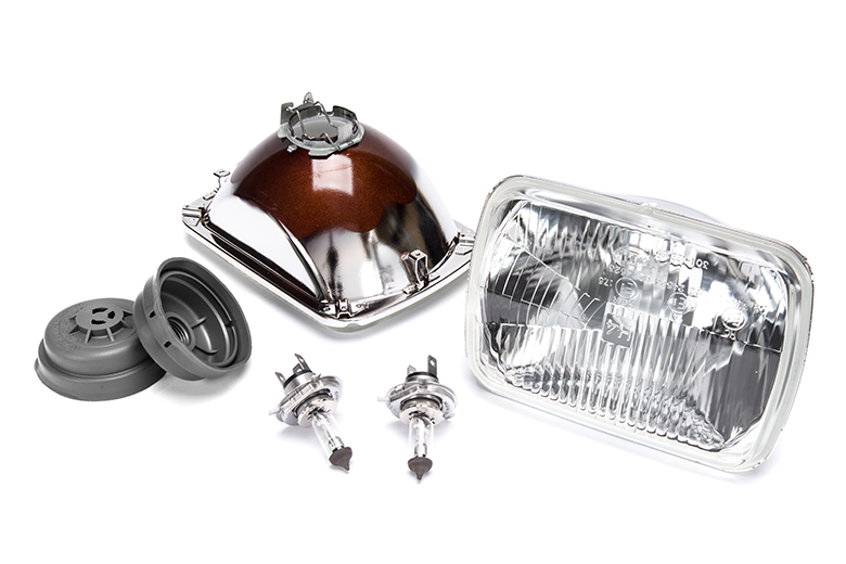 Scout II Halogen Headlight Conversion Kit