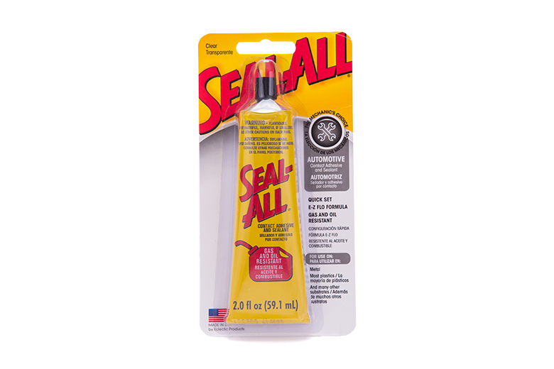 Scout II Seal-All  - Gas tank sealer