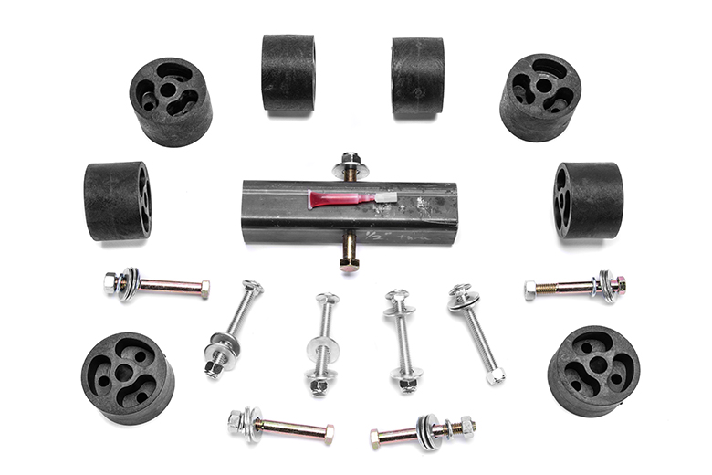 Scout 80, Scout 800 2 Inch Body Lift Kit, , 800
