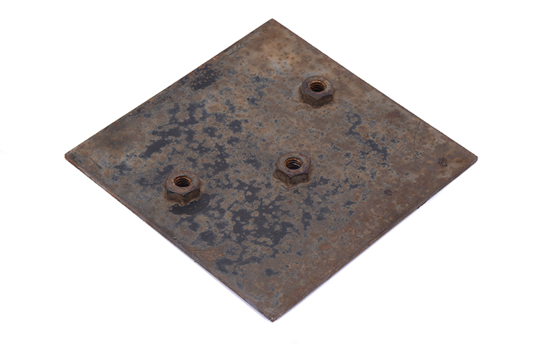 Scout II, Scout Traveler Plate Nut Rear Seat Retainer - Used