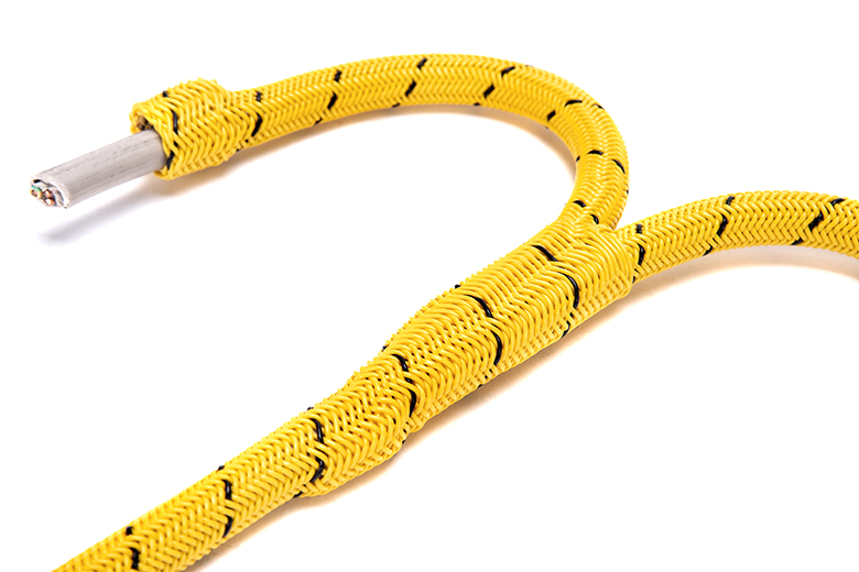 Scout II, Scout 80, Scout 800, Scout Terra Braiding to protect your wiring harness, radiator hoses, brake lines