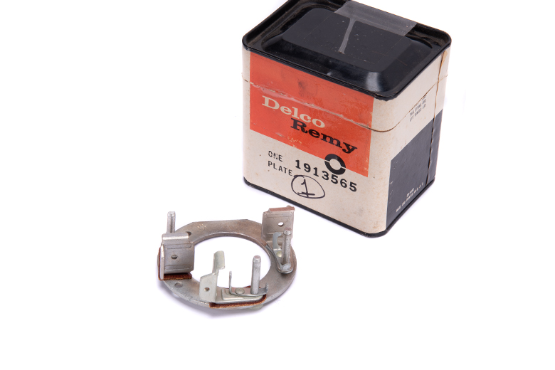 Alternator/Generator Brush Plate