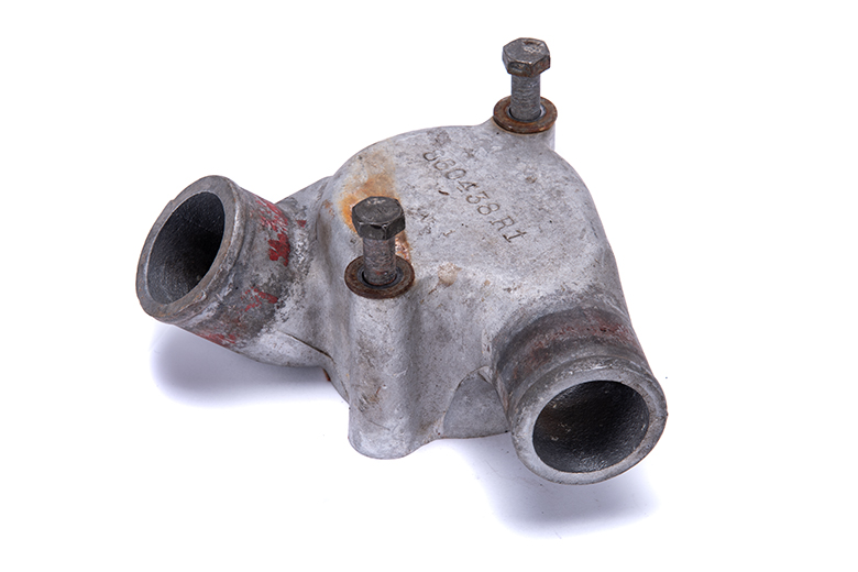 Scout 80 Thermostat Housing - Early  4 Cylinder