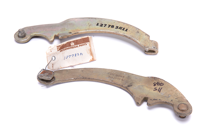 Scout II, Scout 800, Scout Terra, Scout Traveler Emergency rear brake cable lever - New old stock