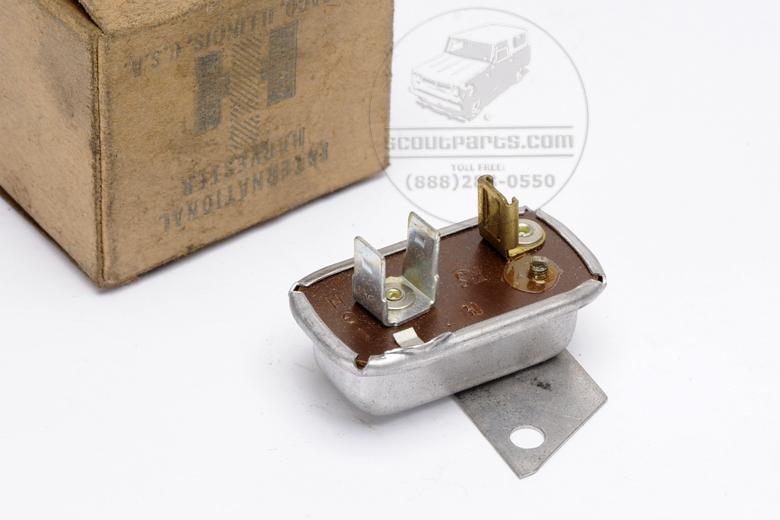 Scout 800 Voltage Regulator - Used