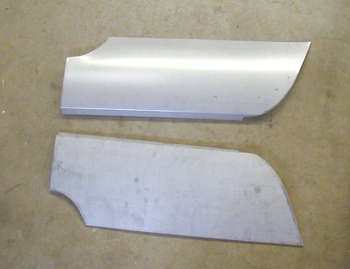 Scout 80, Scout 800 Lower Rear Quarter Panel Patch