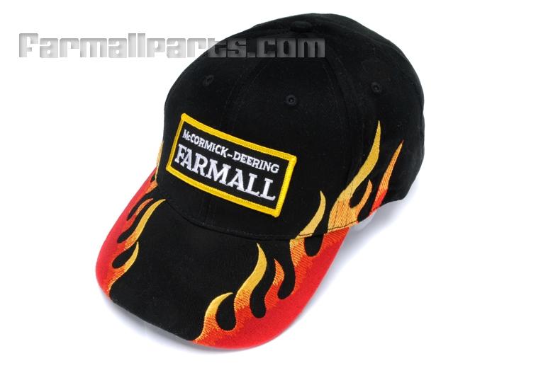 Cap - Flame Design McCormick-Deering Farmall Hat