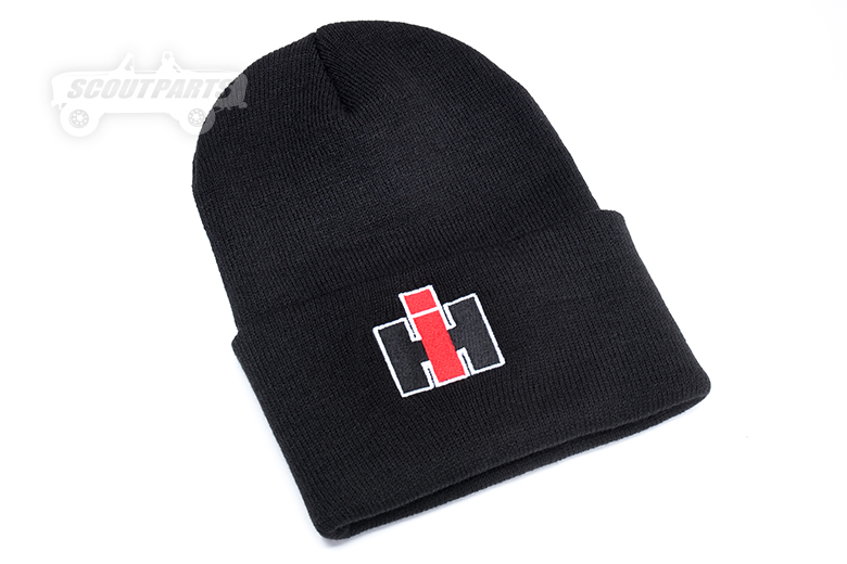 Limited amount -Black Sock Cap with IH Logo