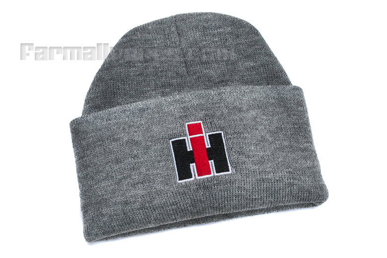 Grey Sock IH Hat, Stocking Cap