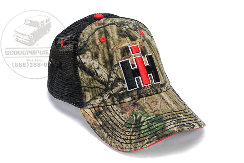 IH logo Trucker Hat
