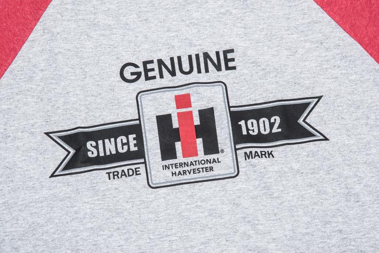 Since 1902 - Genuine IH 3/4 Sleeve Baseball Shirt