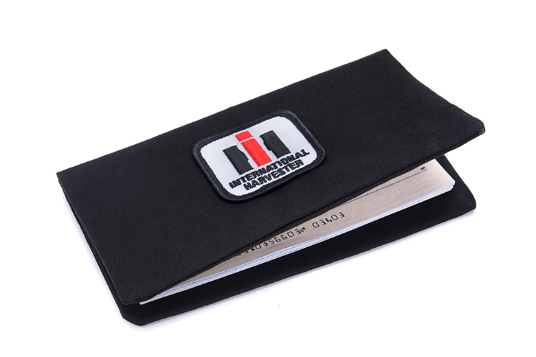 IH Checkbook Cover