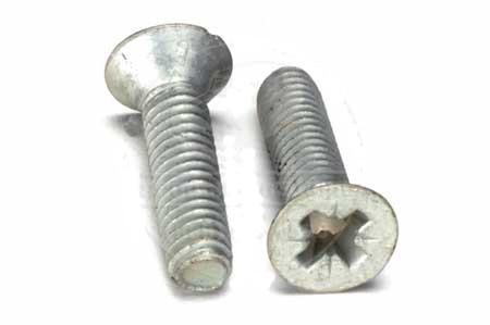 Scout II Door Striker Plate Screws for Door Latch