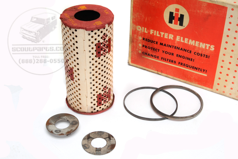 Oil Filter,  It is cool and it is old New old stock.