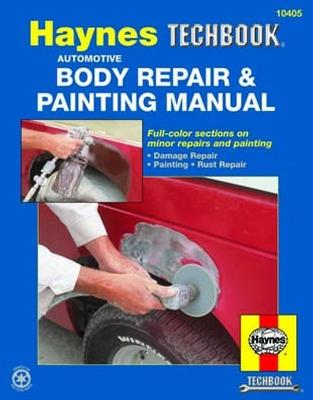 Automotive Body Repair & Painting Haynes Techbook