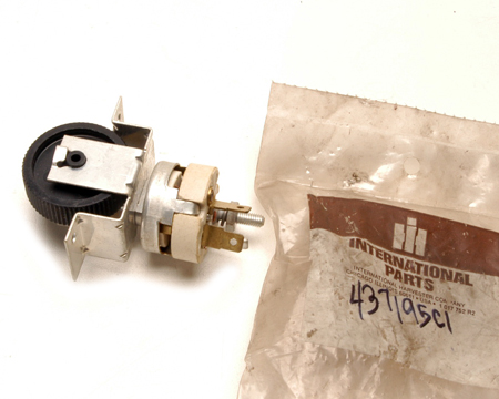 Dimmer Switch - New Old Stock