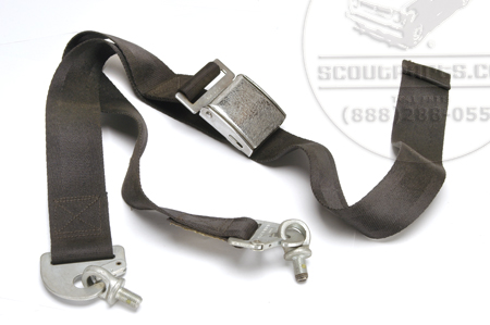 Scout 800 Seat Belts Rear Seat Snap in
